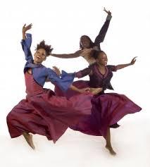 afro modern dance