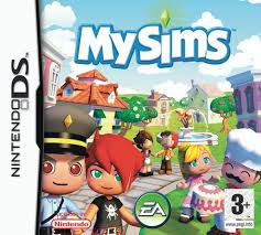 my sims on ds