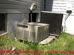 outside air conditioners