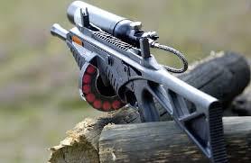 military paintball gun