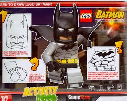 how to draw lego batman