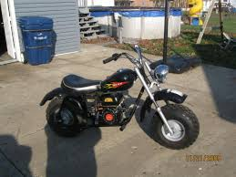 baja warrior minibike