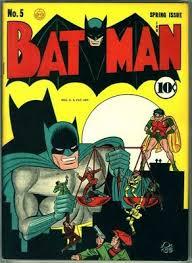 batman comic covers