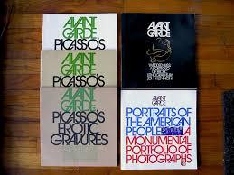 avant garde magazines
