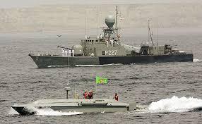 iran navy ships