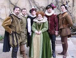 shakespearean costumes