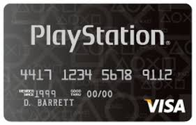 playstation card number