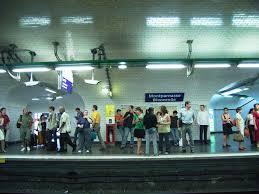 station montparnasse