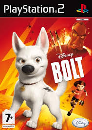 bolt ps2 game