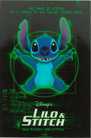 lilo and stitch posters