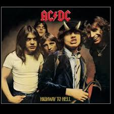 acdc highway to hell cd