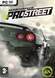 nfs pro street pc