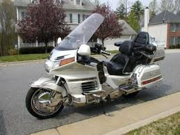 honda 1500 gold wing