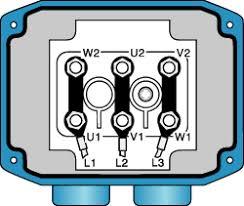 delta motor connection