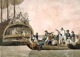 mutiny of the bounty