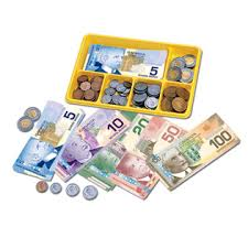 canadian currency bills