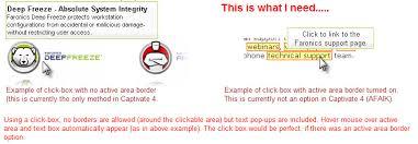 click boxes