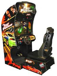 driving arcade games