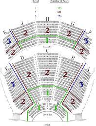 broadway seating