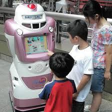 robot guide