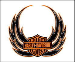 harley davidson buttons