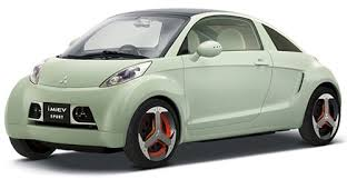 sport electric car