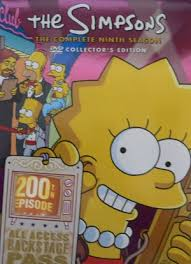simpsons season 18 dvd