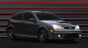 roush ford focus