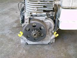 gokarts engines