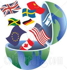 international flags clip art