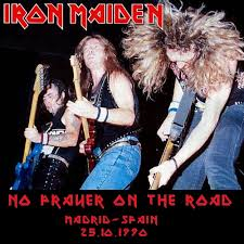 iron maiden early years