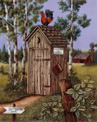 outhouse art