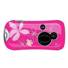 digital camera pink
