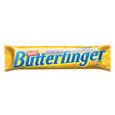 butterfinger chocolate bar