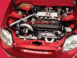 engine civic