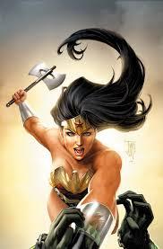 dc comic wonder woman