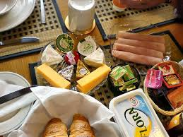 continental breakfasts