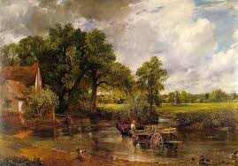constable the haywain