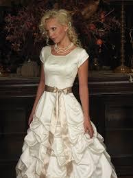 modest bridal dresses