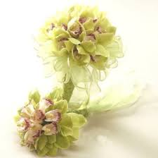 cymbidium orchids wedding