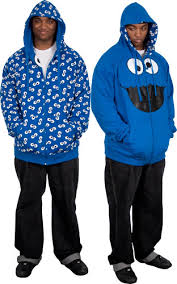 cookie monster jackets