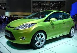 ford fiesta colors