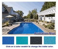 pool colors