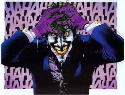 joker comic book