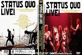 status quo dvds