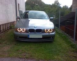 bmw e39 angel eyes