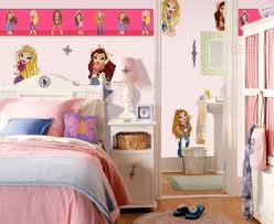 bratz wall decals