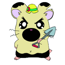 hamtaro animated