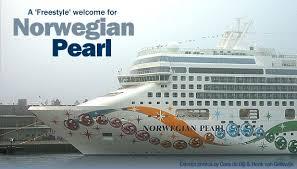 norwegian pearl ship