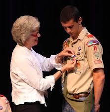 eagle scout pin
